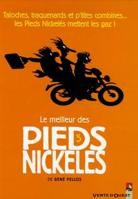 Pellos - Le meilleur des Pieds Nickelés Tome 5 : .