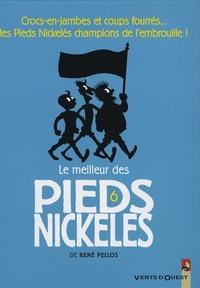 Pellos - Le meilleur des Pieds Nickelés Tome 6 : .