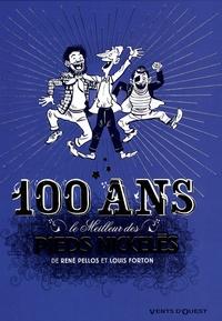 Pellos et Louis Forton - Le meilleur des Pieds Nickelés Tome 7 : .