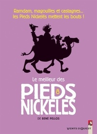 Pellos et  Montaubert - Le meilleur des Pieds Nickelés Tome 8 : .