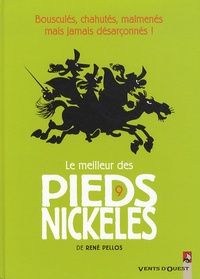 Pellos - Le meilleur des Pieds Nickelés Tome 9 : .