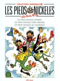 Pellos et  Montaubert - Les Pieds nickelés Tome 32 : Les Pieds Nickelés - Collection intégrale.