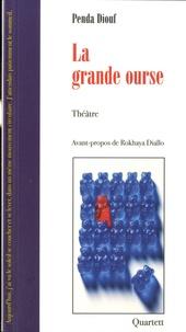 Penda Diouf - La grande ourse.