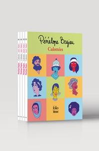 Pénélope Bagieu - Culottées Intégrale : Coffret en 4 volumes.