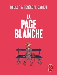 Pénélope Bagieu et  Boulet - La page blanche.