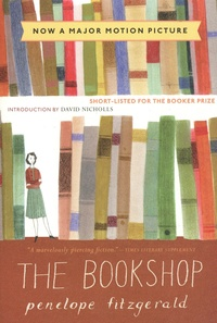 Penelope Fitzgerald - The Bookshop.