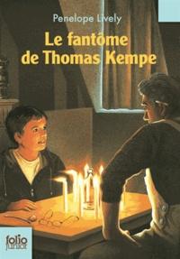 Penelope Lively - Le fantôme de Thomas Kempe.