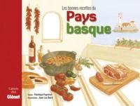 Pénélope Puymirat et Jean-Luc Boiré - Les bonnes recettes du Pays Basque.