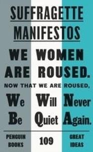 Penguin Books - Suffragette manifestos.