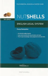 Penny Darbyshire - English Legal System.