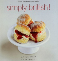 Penny Holmes et Susan Mallet - Simply British !.