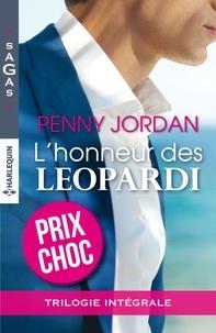 Penny Jordan - Les frères Leopardi (l'intégrale) - L'héritier des Leopardi - Un bouleversant mensonge - Un château en Sicile.