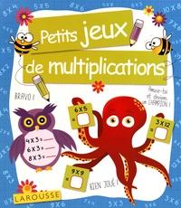 Penny Worms et Graham Rich - Petits jeux de multiplications.