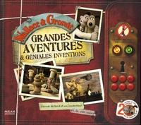 Penny Worms - Wallace & Gromit - Grandes aventures et géniales inventions ; Carnet de bord d'un inventeur.