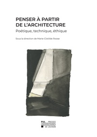 Téléchargements ebook gratuits pour iriver Penser à partir de l'architecture  - Poétique, technique, éthique ePub MOBI PDF par