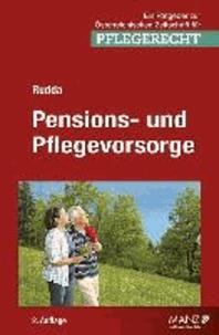 Pensions- und Pflegevorsorge - Wie kann man es besser machen?.