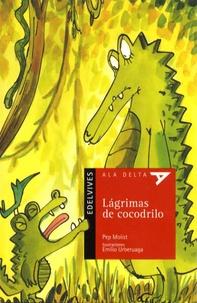 Pep Molist et Emilio Urberuaga - Lagrimas de cocodrilo.