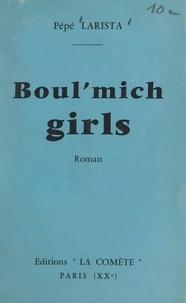 Pépé Larista - Boul'mich girls.