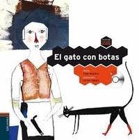 Pepe Maestro et Javier Zabala - El gato con botas. 1 CD audio