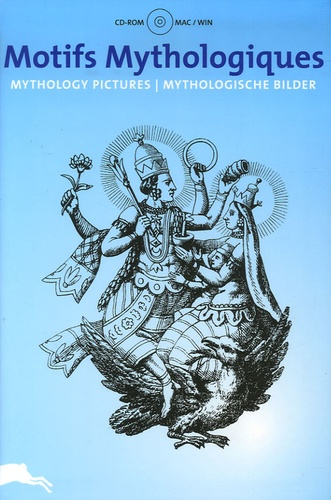 Pepin Press - Motifs Mythologiques. 1 Cédérom