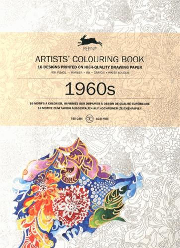 Pepin Van Roojen - 1960's Artists' Colouring Book.