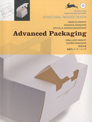 Pepin Van Roojen et Jakob Hronek - Advanced Packaging. 1 Cédérom