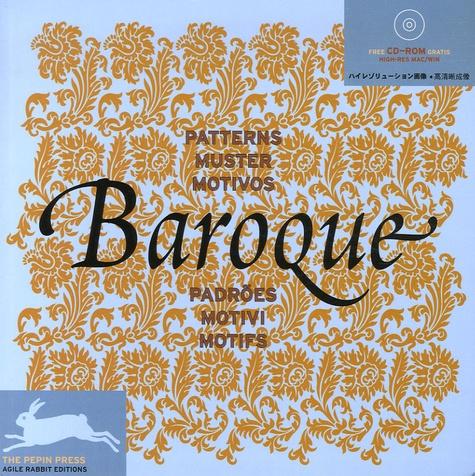 Pepin Van Roojen - Baroque - Motifs. 1 Cédérom