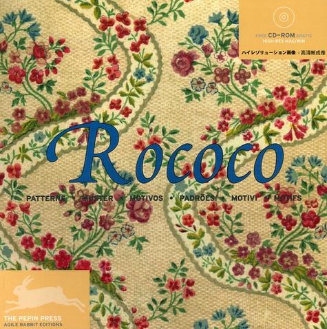 Pepin Van Roojen - Rococo - Motifs. 1 Cédérom