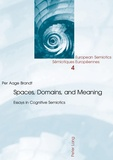 Per Aage Brandt - Spaces, domains, and meaning.