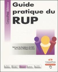 Per Kroll et Philippe Kruchten - Guide pratique du RUP.