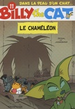 Peral et  Janssens - Billy the Cat Tome 11 : Le chaméléon.