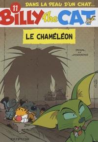 Peral et  Janssens - Billy the Cat Tome 11 : Le chaméléon.
