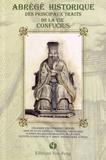 Père Amiot - Abrégé historique des principaux traits de la vie de Confucius.