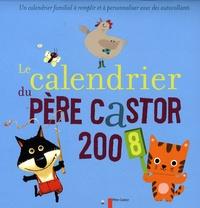 Père Castor - Le calendrier du Père Castor 2008.