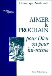 Père Dominique Nothomb - .