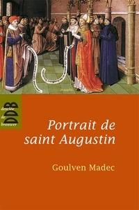 Père Goulven Madec - Portrait de saint Augustin.