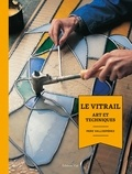 Pere Valldeperez - Le vitrail - Art et techniques.