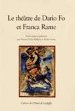 Pérette-Cécile Buffaria et Paolo Grossi - Le théâtre de Dario Fo et Franca Rame.