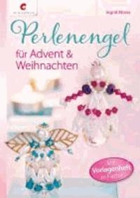 Perlenengel für Advent & Weihnachten.