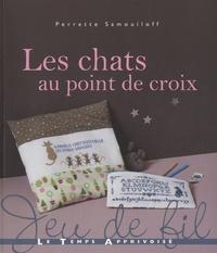 Perrette Samouïloff - Les chats au point de croix.