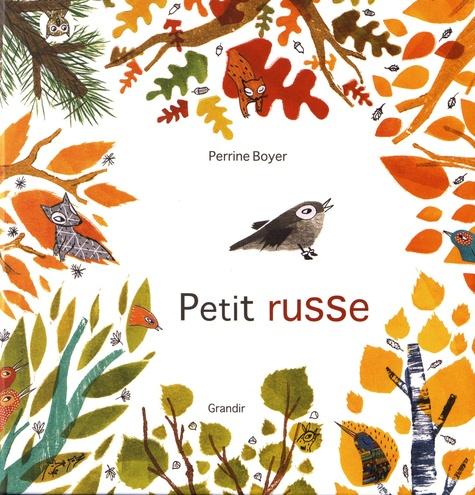 Perrine Boyer - Petit russe.