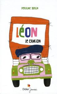 Perrine Dorin - Léon le camion.