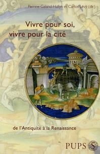 Vivre pour soi, vivre dans la cité - De lAntiquité à la Renaissance.pdf