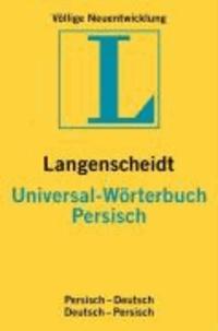 Persisch. Universal-Wörterbuch. Langenscheidt. Neues Cover - Persisch - Deutsch / Deutsch - Persisch.