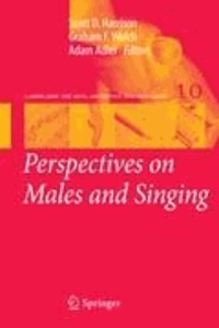 Scott D. Harrison - Perspectives on Males and Singing.