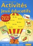 Pestalozzi - Activités et jeux éducatifs - 6-8 ans.