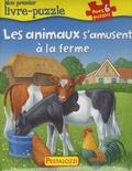 Pestalozzi - Les animaux s'amusent à la ferme.