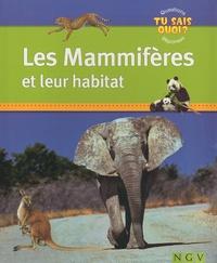 Pestalozzi - Les Mammifères et leur habitat.