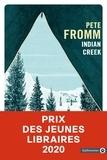 Pete Fromm et Juliane Nivelt - Indian Creek.