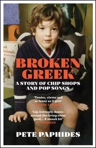 Torrent gratuit pour le téléchargement de livres Broken Greek 9781529404425 in French MOBI ePub
